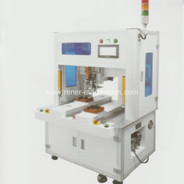 Blowing Type Automatic Lock Screw Capping Machine